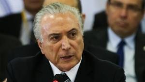 Câmara cogita suspender recesso para votar denúncia contra Temer