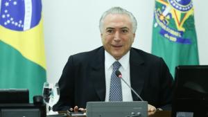 Temer anuncia reajuste de até 13% no Bolsa Família