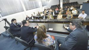 Bancada do PT e diretores da Alego declaram apoio a Buonaduce
