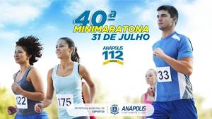 Corredor queniano irá participar da 40ª Minimaratona de Anápolis