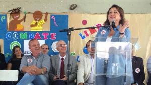 Em Goiânia, Kátia Abreu diz que governo não poupará gastos no combate ao Aedes