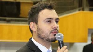 Afastado do PMDB, Mizair Lemes Jr. se lança pré-candidato à Prefeitura de Goiânia