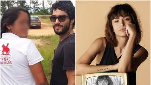 Atriz da Globo compra briga com Caio Blat após post machista