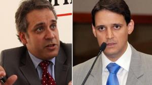 Novos secretários: Thiago Peixoto para Gestão e Planejamento; Henrique Tibúrcio para Governo