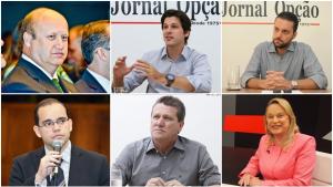 De 17 deputados goianos, 13 votaram a favor da terceirização