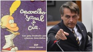 """MEC desmente acusações de Bolsonaro sobre distribuição de livro infantil que """"ensina sexo"""""""