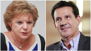 """Em flerte com Lúcia Vânia, Vanderlan garante: """"Ela pode ser candidata ao que quiser pelo PSB"""""""