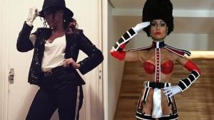 Em tradicional baile da Vogue, famosos chamam atenção com looks polêmicos