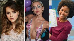 Sandy, Miley Cyrus e Maju: confira as 100 mulheres mais sexy do mundo pela VIP