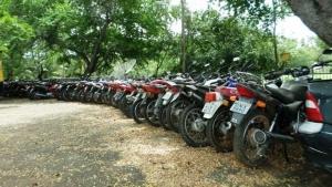 Quadrilha que furtava motos da PRF em Anápolis e publicava fotos nas redes é denunciada