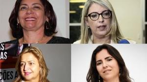 4 mulheres querem ocupar vaga de desembargadora no Tribunal de Justiça de Goiás