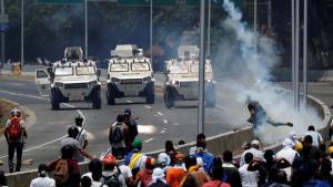 Hospital atendeu ao menos 50 feridos em protestos na Venezuela