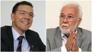 Nelcivone Melo ou Edward Madureira: um deles pode ser candidato a prefeito de Goiânia