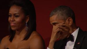 Apresentação de Aretha Franklin faz Obama cair no choro. Veja vídeo