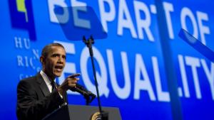 Obama defende direito à educação de meninas em todo o mundo
