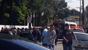 Tiroteio em escola deixa pelo menos oito crianças baleadas em São Paulo