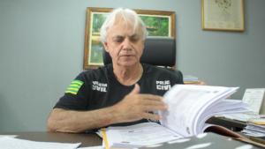 Causa principal do rompimento de represa em Pontalina não foi chuva, diz Polícia Civil