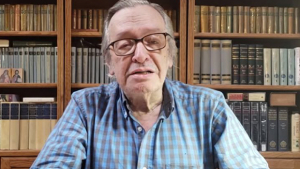 """""""Quanto mais educação sexual, mais p* nas escolas"""", diz Olavo de Carvalho"""