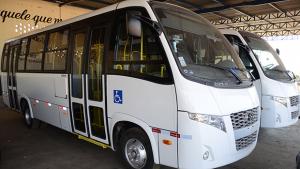 Nova rede de transporte público começa a operar nesta 2ª-feira em Caldas Novas