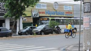 O dia em que todos motoristas usavam seta no trânsito de Goiânia