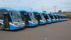 Mais seis novos ônibus vão atuar na extensão do Eixo Anhanguera