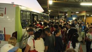 Marcada reunião para definir aumento da passagem de ônibus em Goiânia
