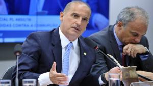 Onyx Lorenzoni está prestes a se tornar ex-ministro de Bolsonaro