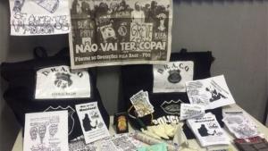 Advogados devem entrar com novo pedido de soltura de supostos líderes de manifestações em Goiânia