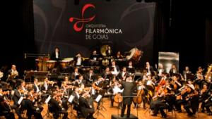 Filarmônica de Goiás leva clássicos do cinema para Anápolis