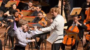 Orquestra Sinfônica Jovem recebe convidados internacionais em novo concerto