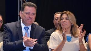 Emocionado, governador Marconi Perillo anuncia mais quatro mil bolsas universitárias