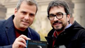 Padre Fábio de Melo e jornalista da Globo lançam livro em Goiânia
