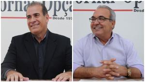 Jânio Darrot e Carlão da Fox lideram chapas na disputa pela presidência do PSDB