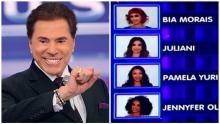 Silvio Santos causa revolta ao desclassificar mulher negra para premiar branca. Veja vídeo