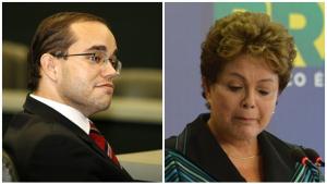 """""""A crise econômica tem rosto, nome, fala confusa e saudação à mandioca"""", diz deputado goiano"""