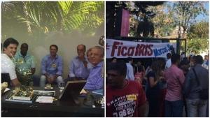 Mobilização que pede Iris candidato tem início em Goiânia