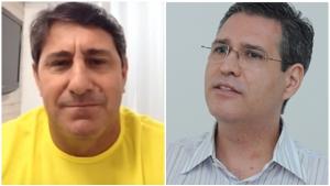 Prefeitura de Goiânia: PSD e PTB definem Coronel Pacheco como vice de Francisco Jr.