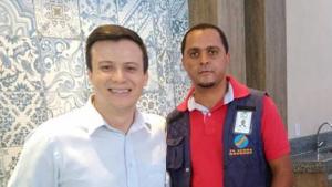 Equipe de reportagem da TV Serra Dourada é assaltada durante gravação
