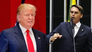Bolsonaro pode tirar necessidade de visto para americanos entrarem no Brasil