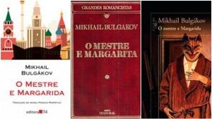 """Editora lança """"O Mestre e Margarida"""", com tradução do russo de Irineu Franco Perpétuo"""