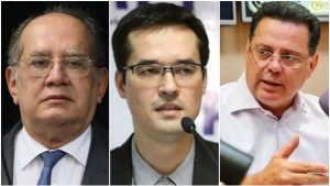 """Novo Vazamento: Ex-governador é citado em diálogos: """"diz que Gilmar vai soltar Marconi Perilo pelo mesmo caminho"""""""