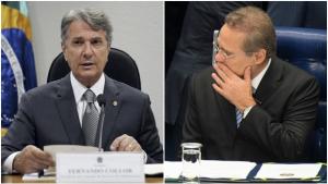 PF pede quebra de sigilo fiscal e bancário de Collor e Calheiros