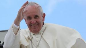Encontro do papa com prefeito de Goiânia será exibido ao vivo