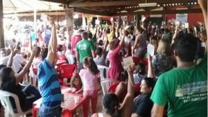 Paralisados há 83 dias, professores do Tocantins decidem pelo fim da greve