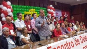 """""""Temos que mostrar que existe delegado maluco, mas existe delegada séria"""", diz Paulo Garcia"""