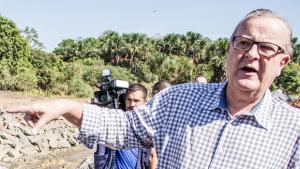"""Paulo Garcia alfineta Iris: """"Fica difícil saber o que acontece na cidade de uma cobertura milionária"""""""