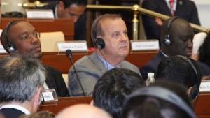 Debate sobre cidades sustentáveis é último compromisso de Paulo Garcia no exterior