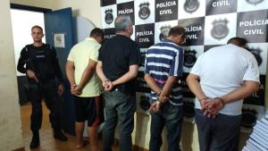 Grupo é preso em Goiás suspeito de dar golpes que somam R$ 5 milhões a empresas de todo país