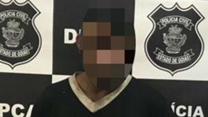 Homem é preso suspeito de estuprar enteada de 11 anos em Goiânia