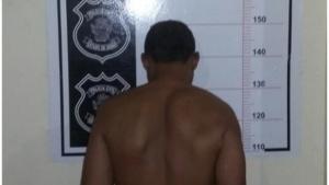 Polícia prende homem suspeito de estuprar filha de três anos